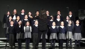 El Grupo Vocal de Música y Talento
