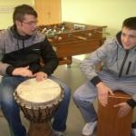 Música contra el absentismo escolar