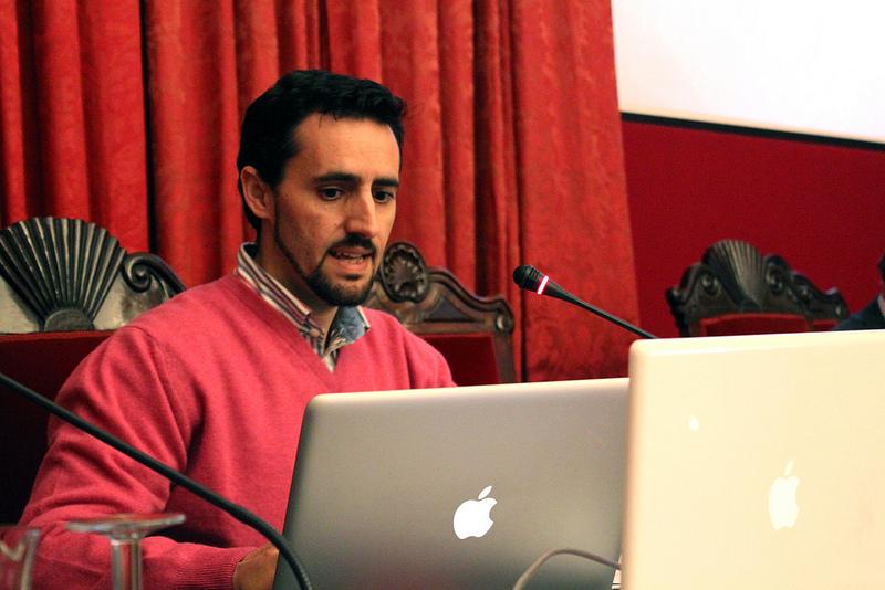 Música y Talento, presentado en el Primer Encuentro de Investigación sobre Lectura y Escritura de la Universidad de Sevilla